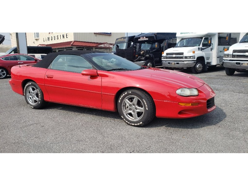 Chevrolet Camaro 1998 price $6,500