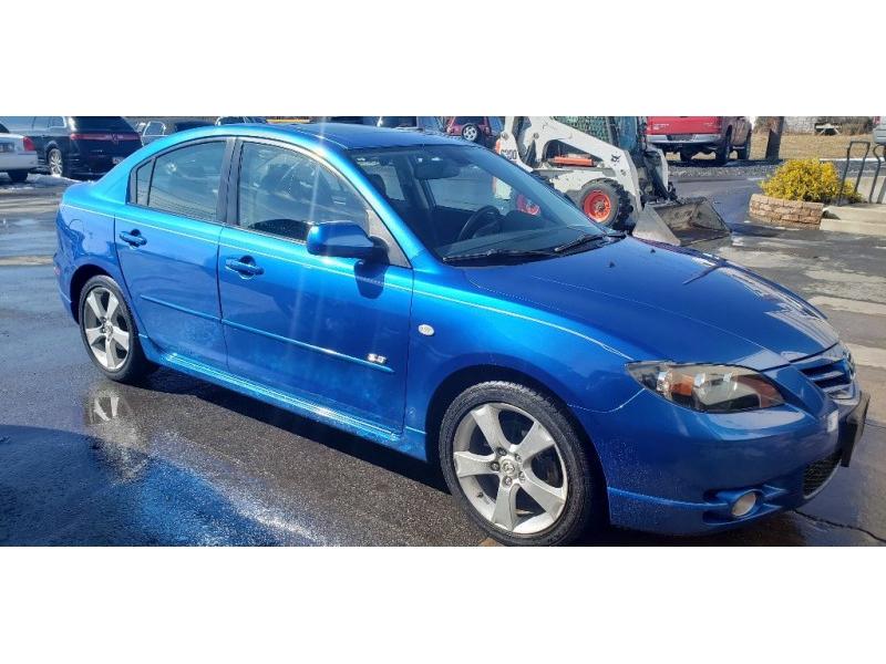 Mazda Mazda3 2006 price $6,900