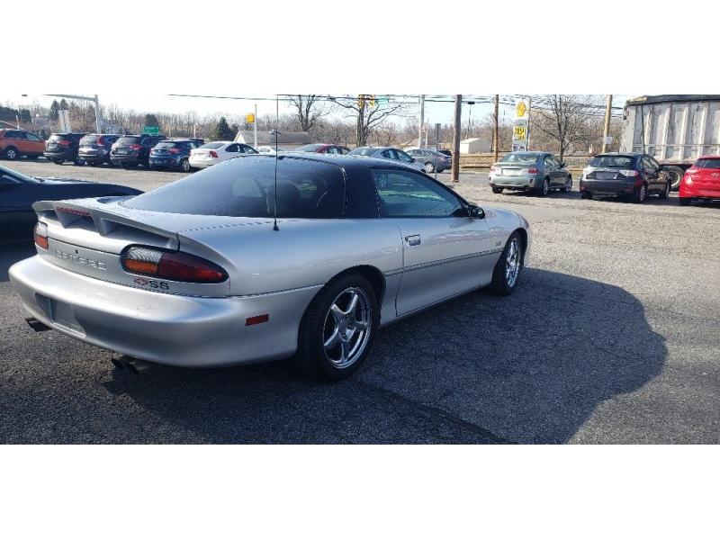 Chevrolet Camaro 2002 price $11,500
