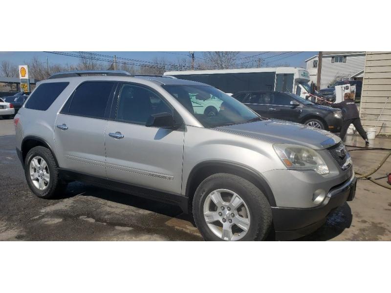 GMC Acadia 2007 price $6,900