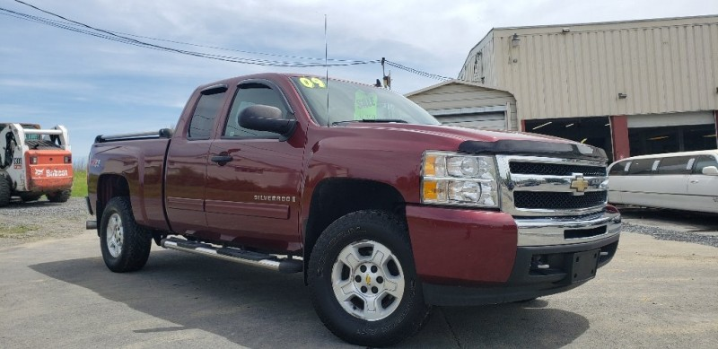 Chevrolet Silverado 1500 2009 price $11,700