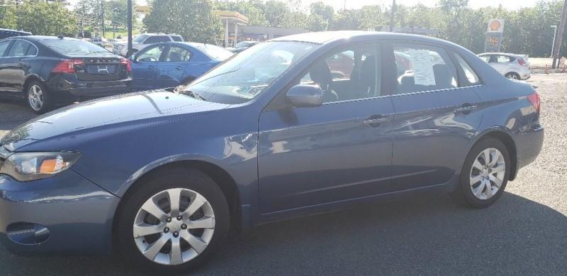 Subaru Impreza Sedan 2011 price $7,900