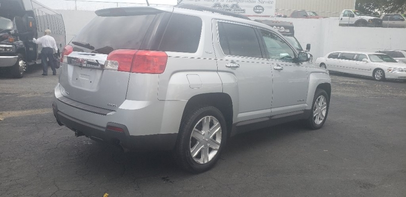 GMC Terrain 2012 price $9,500