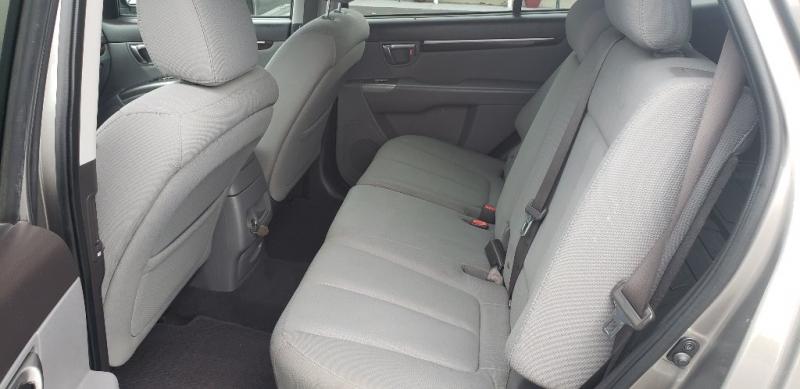 Hyundai Santa Fe 2012 price $0