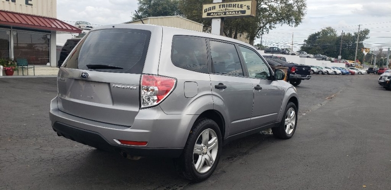Subaru Forester 2009 price $8,500
