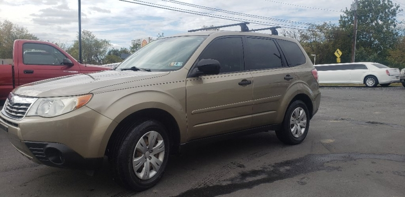 Subaru Forester 2009 price $7,500