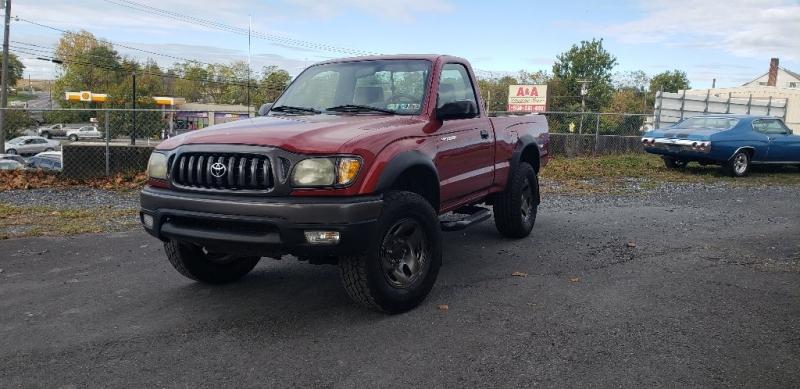 Toyota Tacoma 2004 price $9,500