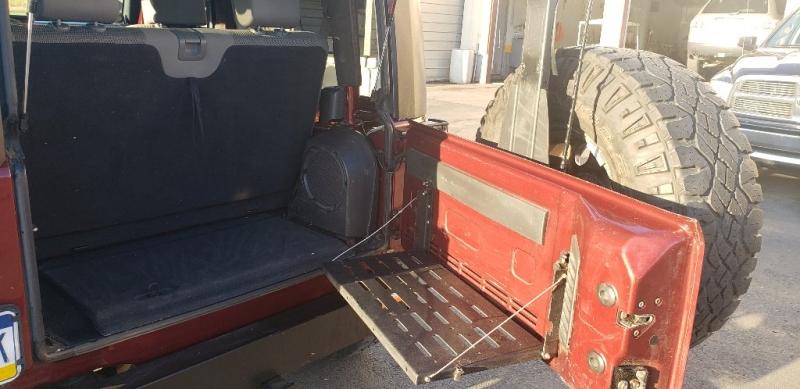 Jeep Wrangler 2007 price $11,500