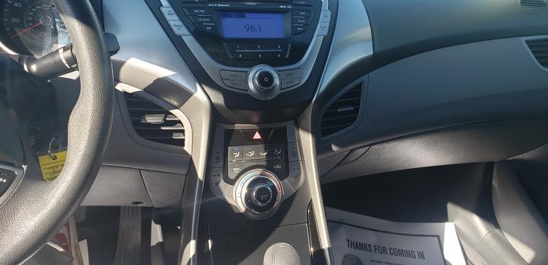 Hyundai Elantra Coupe 2013 price $8,500