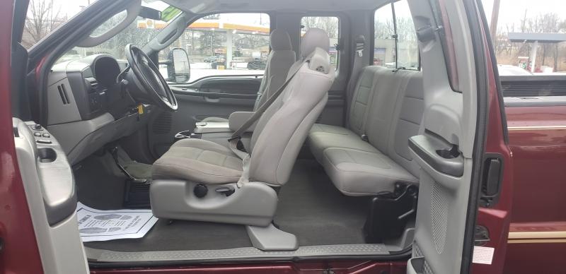 Ford Super Duty F-250 2005 price $9,500