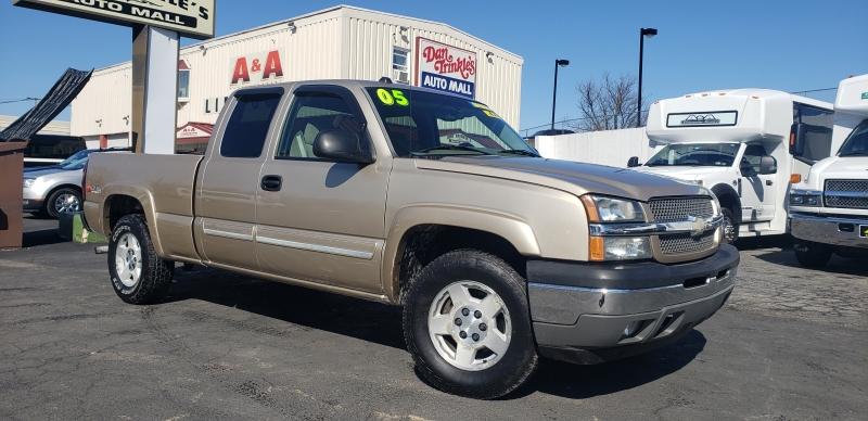 Chevrolet Silverado 1500 2005 price $9,500