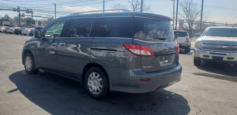 Nissan Quest 2013 price $9,500