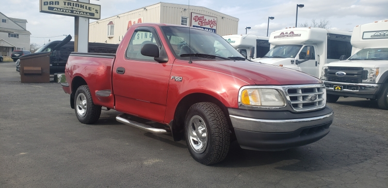 Ford F-150 1999 price $4,500