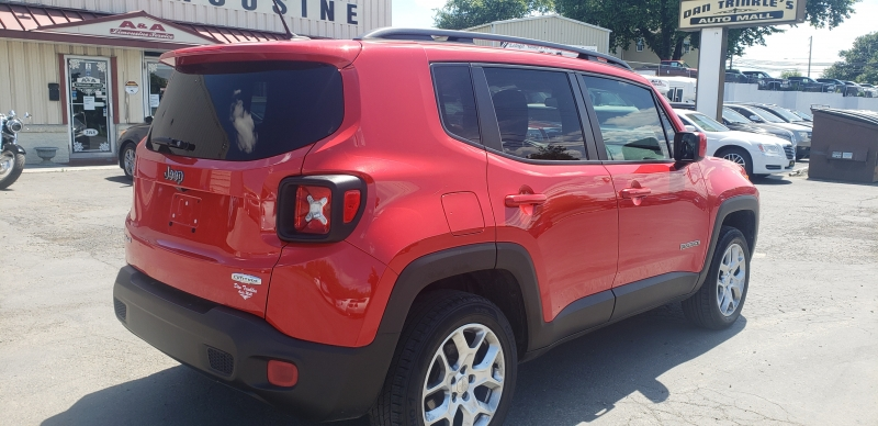 Jeep Renegade 2015 price $14,900