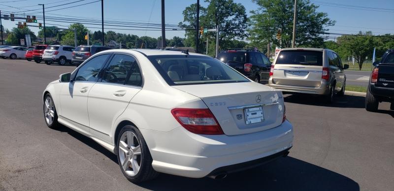 Mercedes-Benz C-Class 2011 price $12,500