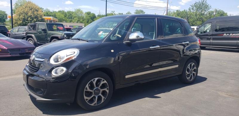 Fiat 500L 2014 price $10,900