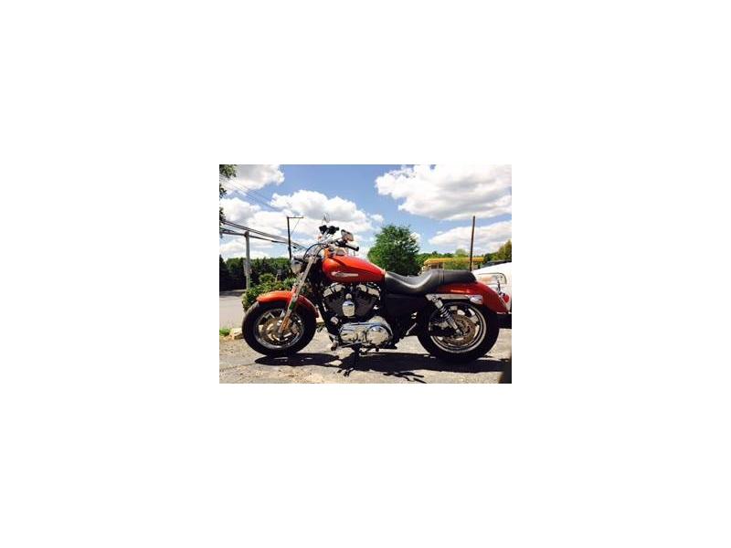 - Harley Davidson sportster 2014 price $8,000