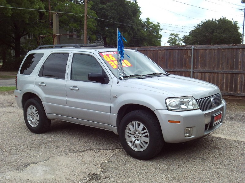 Mercury Mariner 2006 price $3,495
