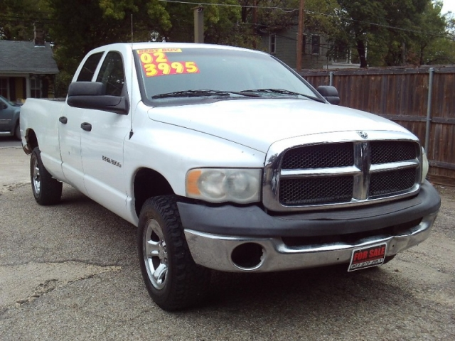 2002 Dodge 1500 4X4