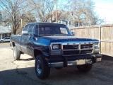 Dodge D250 & W250 1993