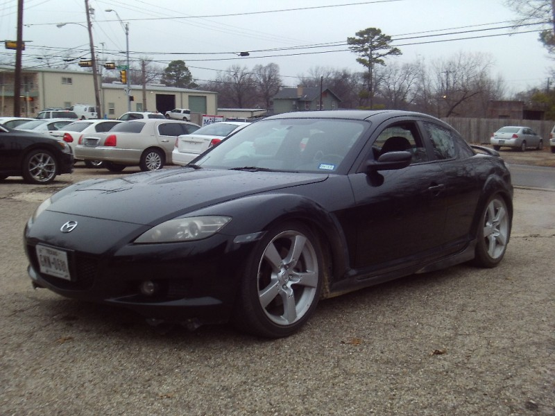 2004 mazda rx 8 4dr cpe 6 spd manual inventory trucks unlimited auto dealership in. Black Bedroom Furniture Sets. Home Design Ideas