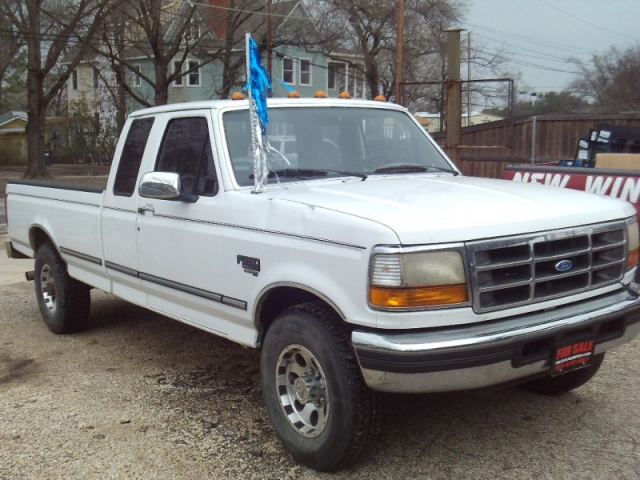 1996 Ford F-250 Series