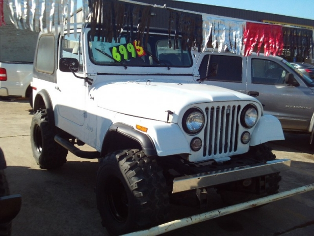 1980 Jeep