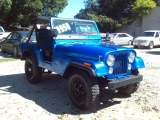 Jeep CJ 4WD 1981