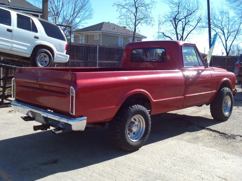 Chevrolet K20 1967 price $10,900
