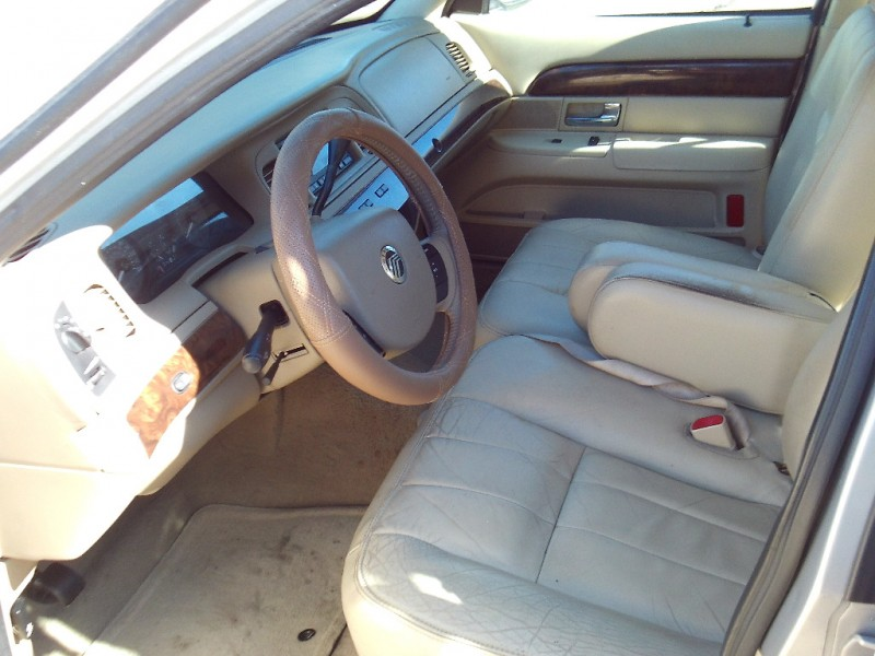 Mercury Grand Marquis 2009 price $3,450