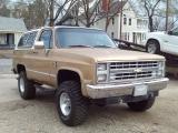 Chevrolet Blazer 1984