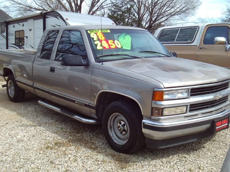 Chevrolet C/K 1500 1998 price $2,950