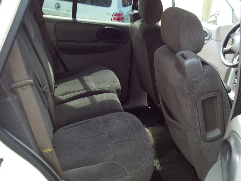 Chevrolet TrailBlazer 2004 price $2,995