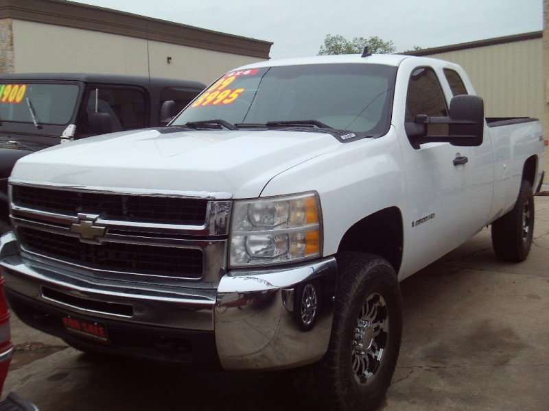 Chevrolet Silverado 2500HD 2009 price $8,995