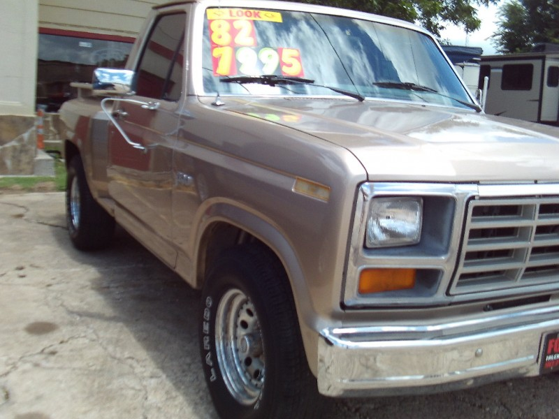 Ford F-Series Pickup 1982 price $7,995
