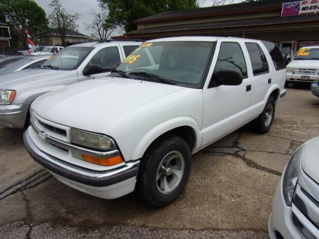 Chevrolet Blazer 1999 price $2,495