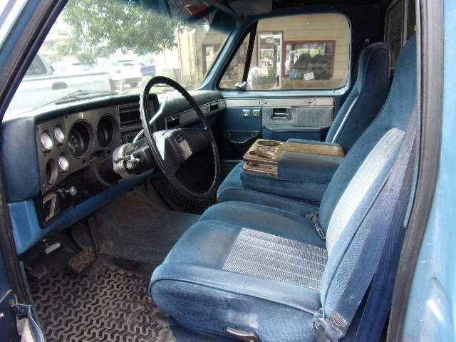 Chevrolet Pickup 1984 price $0