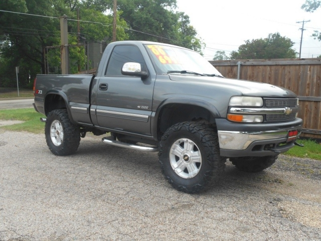 2000 Chevrolet 1500 Lifted 4x4 Inventory Trucks