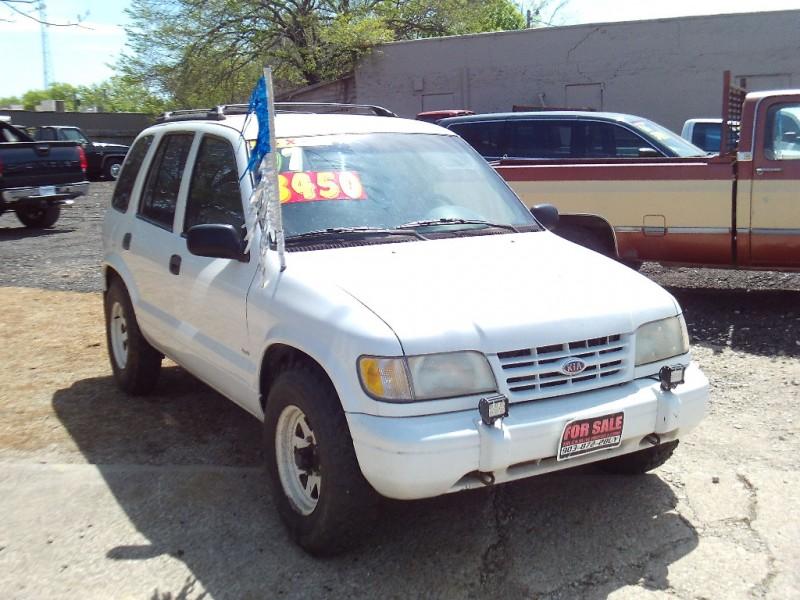Kia Sportage 1997 price $2,950