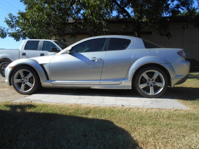 2004 mazda rx 8 inventory trucks unlimited auto. Black Bedroom Furniture Sets. Home Design Ideas