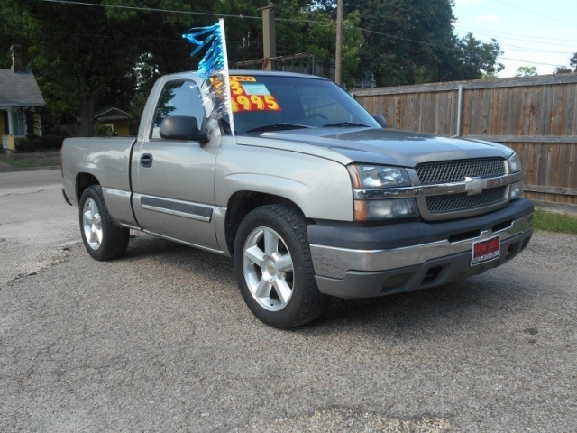 2003 CHEVROLET 1500 REGULAR CAB V6 - Inventory | Trucks Unlimited | Auto dealership in Corsicana ...