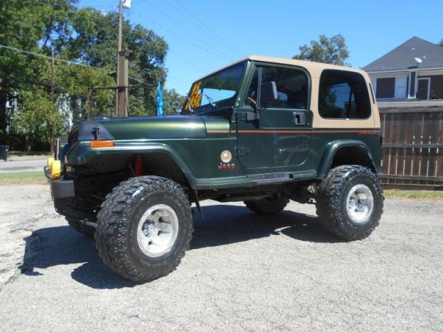 Superior 1995 Jeep Wrangler