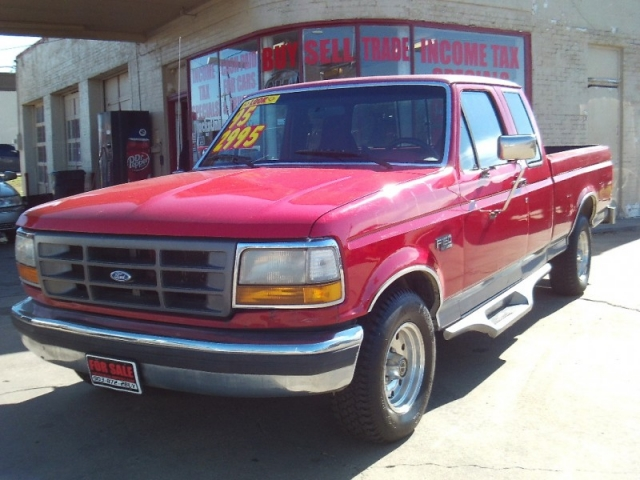 1995 Ford F 150 Supercab 138 8 Quot Wb Inventory Trucks
