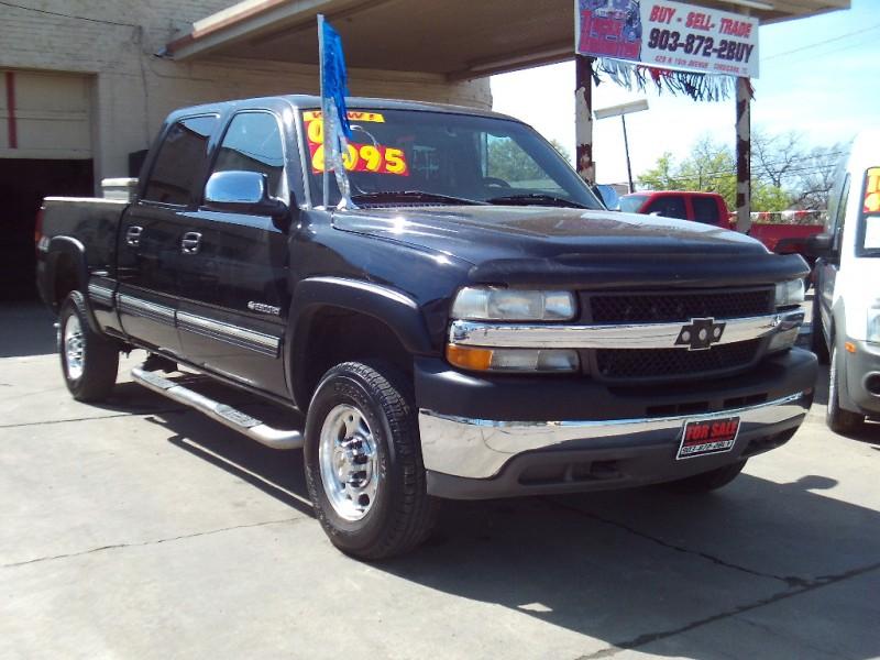 2001 chevrolet silverado 2500hd crew cab 153 wb 4wd ls inventory trucks unlimited auto. Black Bedroom Furniture Sets. Home Design Ideas