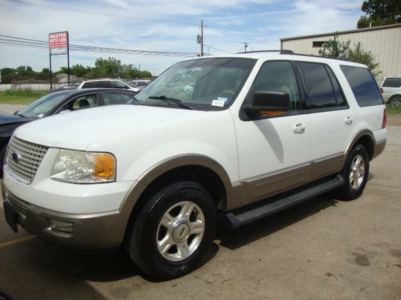 2003 ford expedition 5.4 triton engine