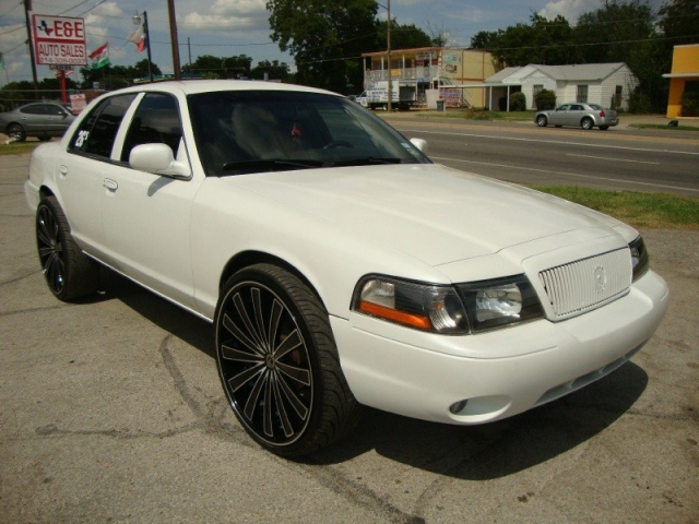 2003 Ford Police Interceptor Marauder Conversion 26 Quot Wheels