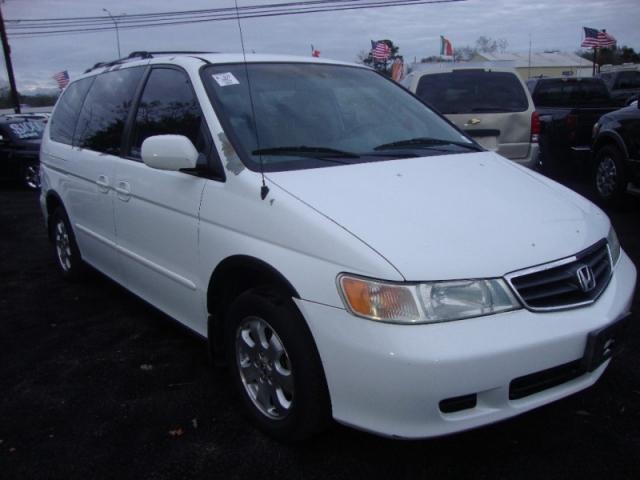 06d420c44c 2002 Honda Odyssey EX WHITE - Inventory