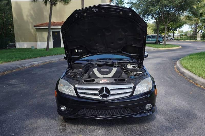 Mercedes-Benz C-Class 2008 price $5,999