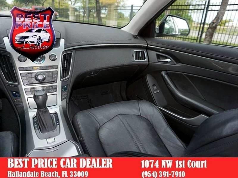 Cadillac CTS 2008 price