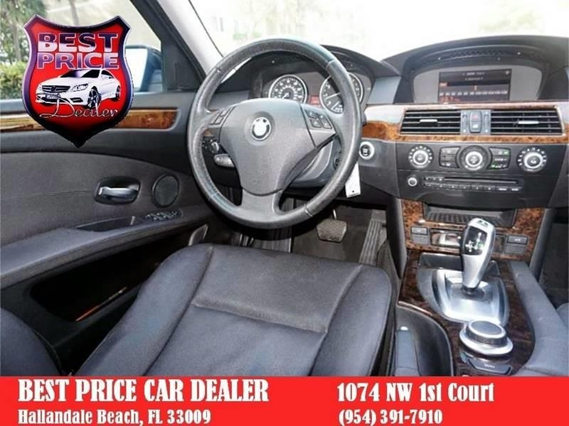 BMW 5 Series 2008 price $5,999